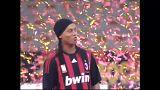 Ronaldinho lascia il calcio professionistico