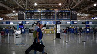Ρεκόρ επιβατικής κίνησης για το 2017 στα ελληνικά αεροδρόμια