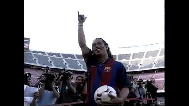 Itt a vége, Ronaldinho befejezte