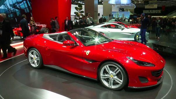 """Ferrari, Marchionne: """"Saremo i primi a fare una supercar elettrica"""""""