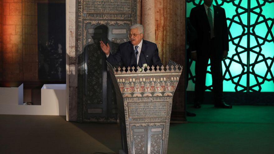 عباس: القدس بوابة السلام أوالحرب وعلى ترامب أن يختار