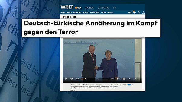 Ende der Eiszeit? Deutsch-türkische Konsultationen werden wieder aufgenommen