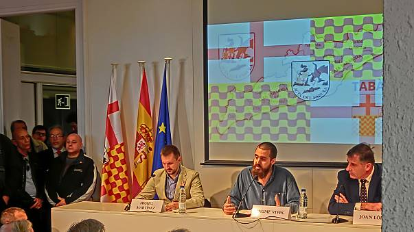 Fictional Tabarnia is officially a movement