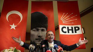 Ümit Kocasakal CHP genel başkanlığına adaylığını koydu