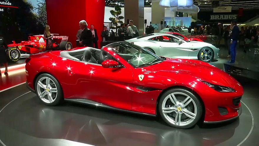 Ferrari plant Elektro-Supersportwagen