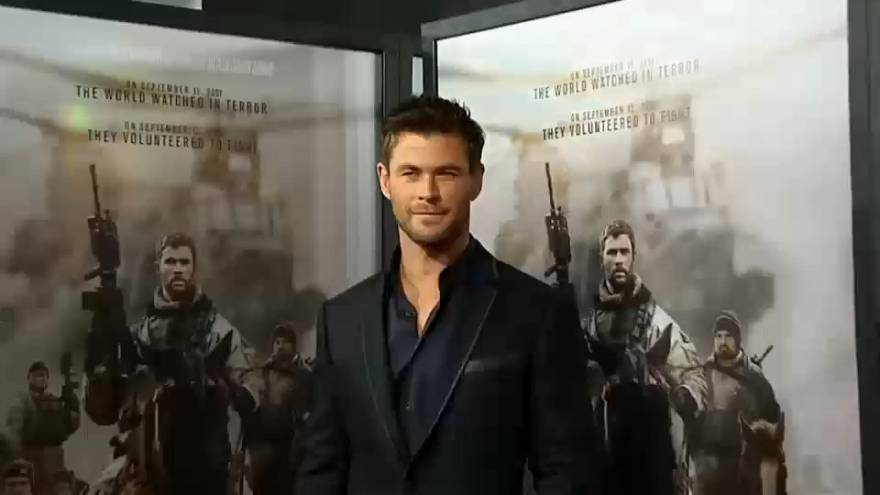 New film, '12 Strong', retells true story of 9/11 heroes