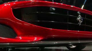 Elektromos sportautót épít a Ferrari