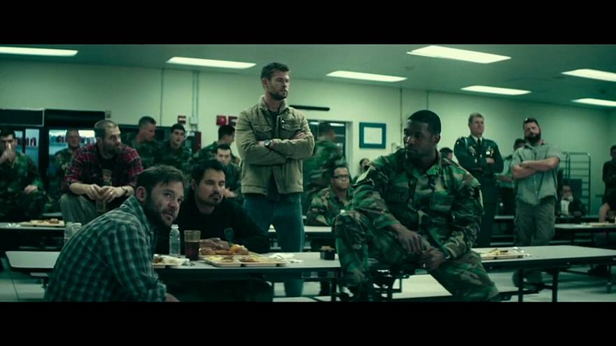 """""""12 strong"""" il film sui volontari che andarono alla guerra contro i talibani dopo l'11 settembre"""
