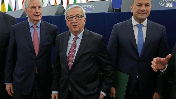 İrlanda başbakanı Varadkar: 'Biz birlikte güçlüyüz'