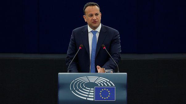 Le premier ministre irlandais, Leo Varadkar