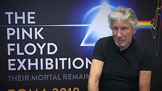 La exhibición de Pink Floyd llega a Roma