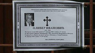 Kosovans pay respects to slain politician