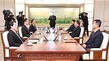 Olimpiadi: le due Coree sfileranno insieme, sotto la bandiera della Corea unita