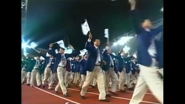 Las dos Coreas desfilarán juntas en los Juegos Olímpicos