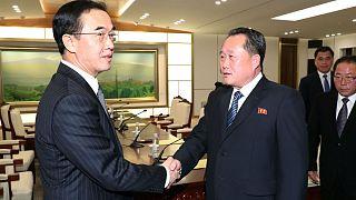 Head of North Korean delegation