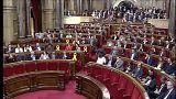 Megalakult az új katalán parlament Barcelonában