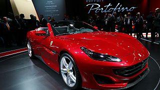 """Ferrari desmente rumores: elétricos são """"só um desejo"""""""