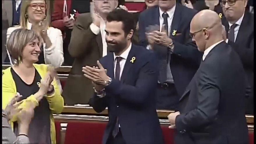 L'indipendentista Torrent nuovo presidente del parlamento catalano