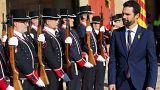 Catalogne : un indépendantiste à la tête du parlement