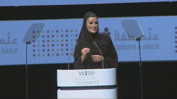 الشيخة موزة بنت ناصر والدة أمير دولة قطر