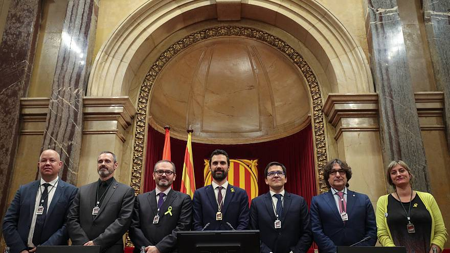 Парламент Каталонии избрал спикера