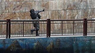 Πεδίο μάχης οι δρόμοι της Βολιβίας