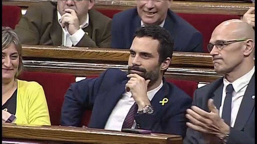 Los independentistas retoman el control del Parlamento de Cataluña