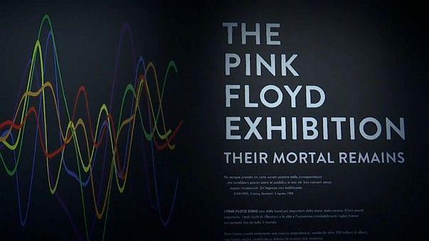 Pink Floyd sergisi Roma'da