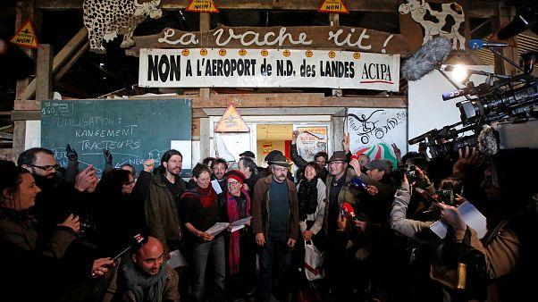 Notre-Dame-des-Landes: cuatro décadas de conflicto