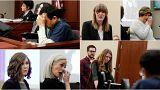 USA, le vittime di abusi faccia a faccia in aula con l'ex medico Nassar