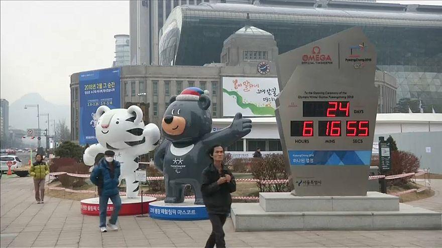 Nord- und Südkorea planen gemeinsames Team für Olympia