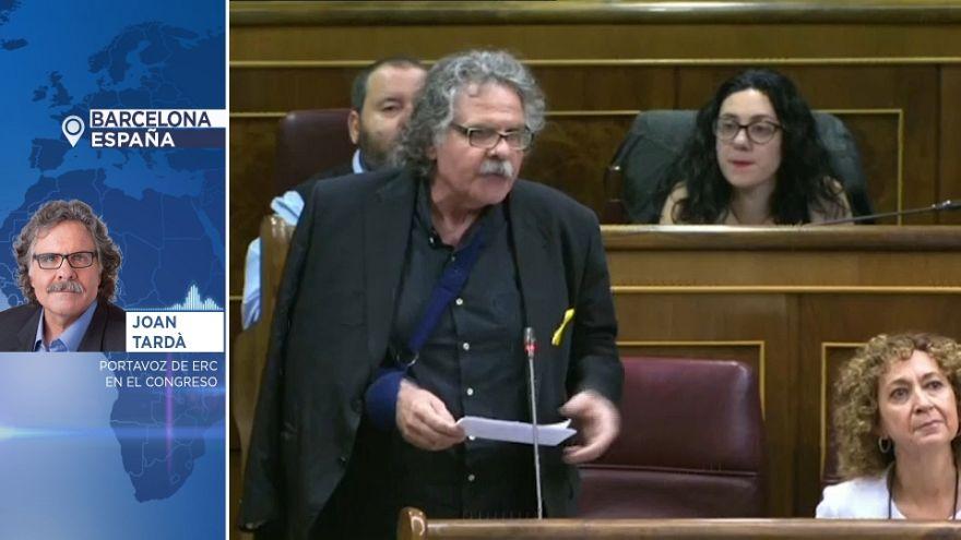"""Tardà: se puede """"cambiar el reglamento o formar un Gobierno sin Puigdemont"""""""