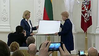 100. Staatsjubiläum: Deutschland leiht Litauen Unabhängigkeitserklärung aus