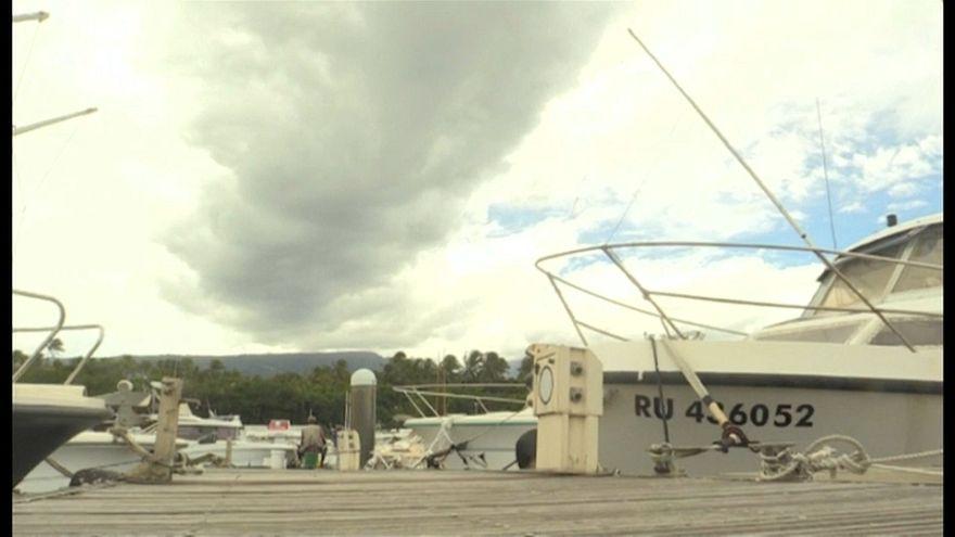 La Réunion en alerte orange cyclonique