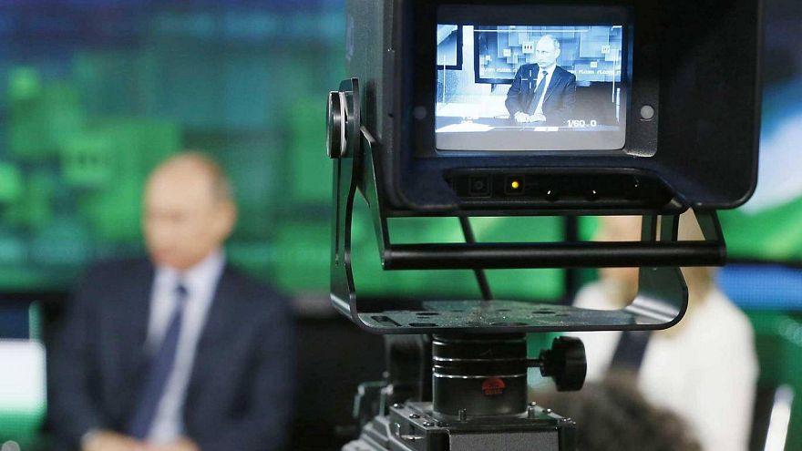 EU-Parlament debattiert russische Medien-Propaganda im Westen