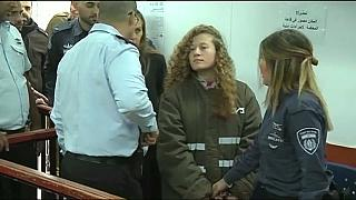 Ahed Tamimi reste en prison
