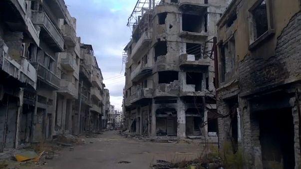 Homs, la ciudad destrozada a la que muchos siguen llamado hogar