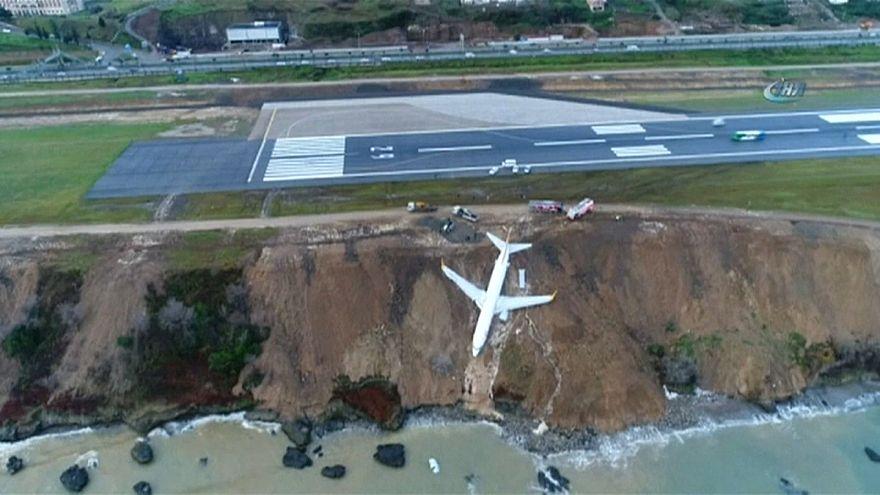 Trabzon'daki uçak kazasında pilotaj hatası iddiası