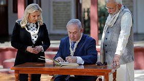 بعد إلغائها نتنياهو يعلن عودة صفقة الصواريخ الموجهة بين إسرائيل والهند إلى مسارها