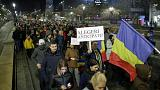 Romania's protest-packed year 'hasn't changed anything long-term'