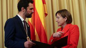 Cuenta atrás para elegir al presidente de la Generalitat