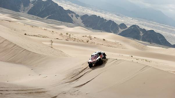 Dakar : Carlos Sainz se rapproche de la victoire finale