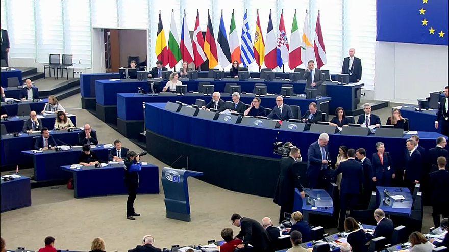 """Европарламент голосует за """"чистую энергию"""""""