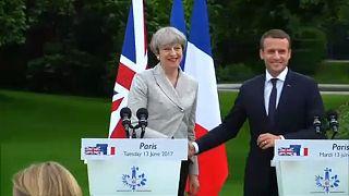 Új brit-francia határőrizeti szerződés