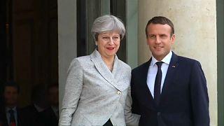 Vertice May-Macron per il nuovo trattato su Calais