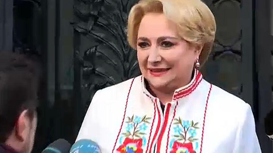 El presidente rumano designa a la eurodiputada Dancila como primera ministra