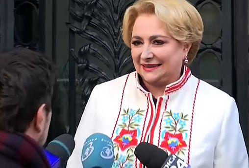 Romania names MEP Viorica Dancila as first female PM