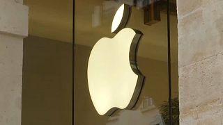 """Apple anuncia pagamento """"recorde"""" de impostos ao fisco dos EUA"""