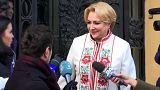 Rumänien: Viorica Dancila als Ministerpräsidentin nominiert