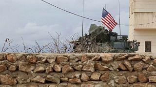 USA kündigen unbefristete Militärpräsenz in Syrien an
